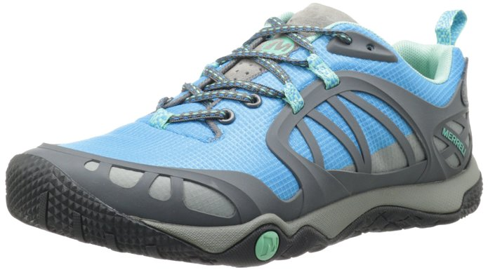 Merrell Women's Proterra Vim Sport Hiking Shoe Review - Best Running Shoes for Flat Feet