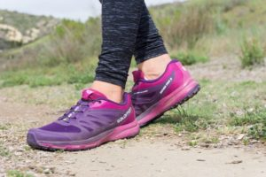 Salomon Running Shoes for Flat Feet