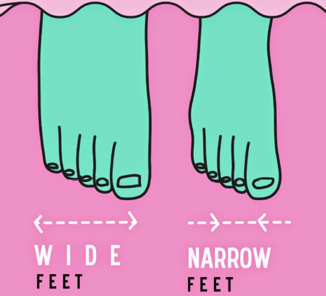 How To Lace Shoes For Narrow Feet